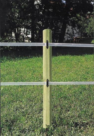 Fotografija izdelka Steber OctoWood (8 cm x 180 cm - nosilni)