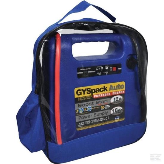 Fotografija izdelka Polnilec in vzdrževalec akumulatorjev - GYSPACK AUTO, KRAMP