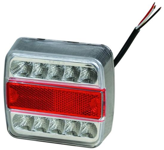 Luč zadnja LED, univerzalna