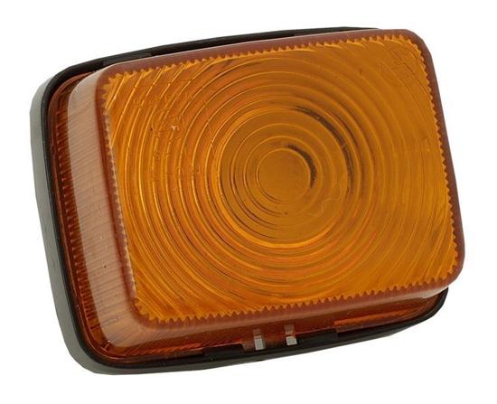 Označevalna luč, oranžna