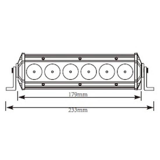 Fotografija izdelka Delovna LED-luč, panel