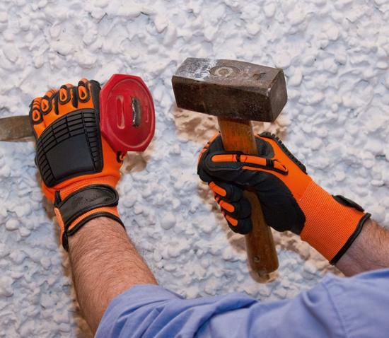 Fotografija izdelka Delovne rokavice Mechanic (8/M )