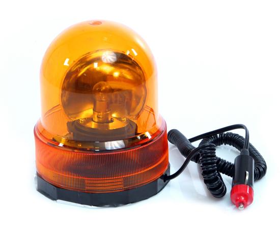 Fotografija izdelka Rotacijska luč (12 V) - magnetna, MAR-POL