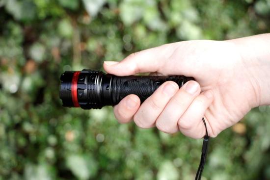 Fotografija izdelka LED luč MiniFire, KERBL