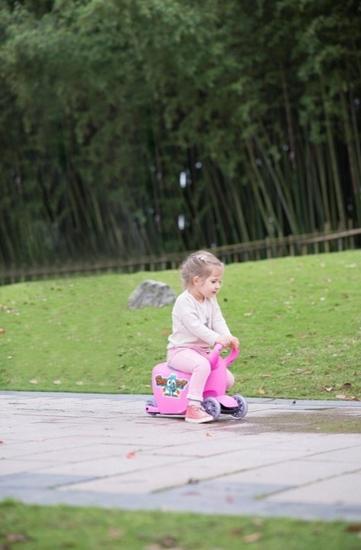 Fotografija izdelka Otroški SKIRO ali POGANJALEC 3 v 1 Green
