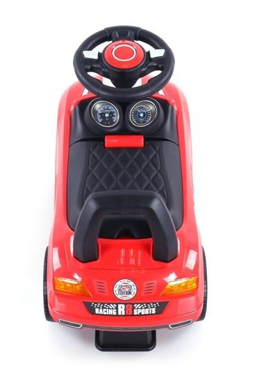 Fotografija izdelka Otroški POGANJALEC Racer Red