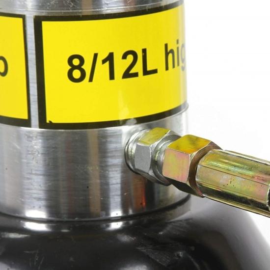 Fotografija izdelka Pnevmatska mazalica 12 kg