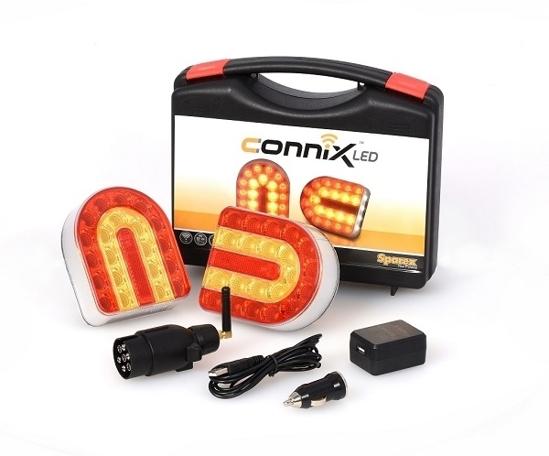 Fotografija izdelka Svetilka stop magnetna brezžična CONNIX LED