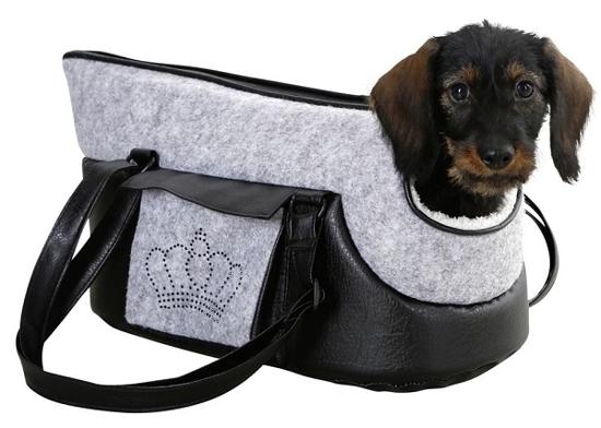 Fotografija izdelka Potovalna torba za pse Chiara- mala