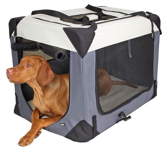 Fotografija izdelka Potovalni boks za psa - 91 cm