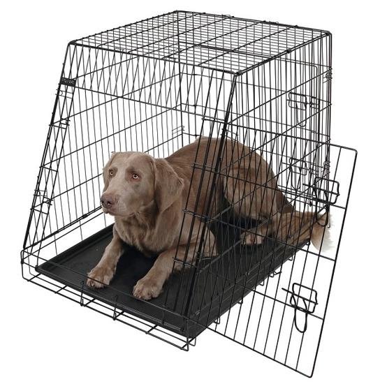 Fotografija izdelka Pasja kletka poševna- 92 cm