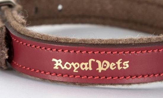 Fotografija izdelka Ovratnica za psa Royal Pets - S