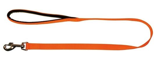 Fotografija izdelka Povodec za psa Miami - oranžen , 1 m