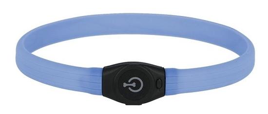 Fotografija izdelka Odsevna ovratnica za psa Maxi Safe, modra