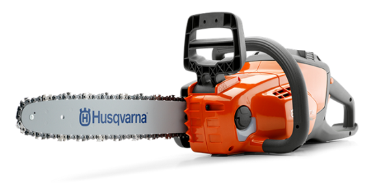 Fotografija izdelka Akumulatorska žaga Husqvarna 120i komplet BLi20+QC80