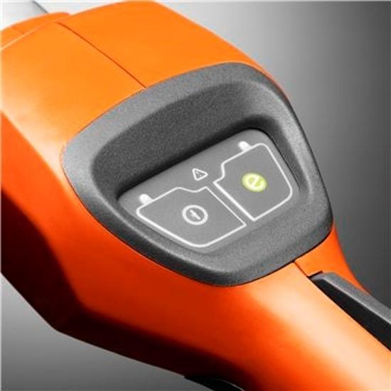 Fotografija izdelka Akumulatorski obrezovalnik 115 iHD45 - komplet, Husqvarna