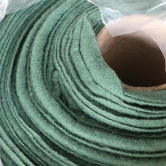 Fotografija izdelka Pokrivalo za bale 9,8 x 25 m 160g/m² zeleno, UV-odporno, AGRIplus STRONG