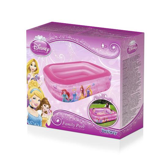 Fotografija izdelka Otroški bazen 2.01 m x 1.50 m x 51 cm, Family Princess, BESTWAY