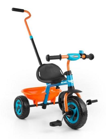 Fotografija izdelka Otroški TRICIKEL Turbo Orange - turquise