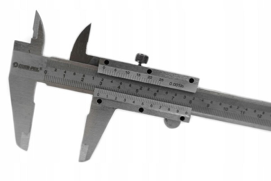 Fotografija izdelka Pomično merilo 150 mm