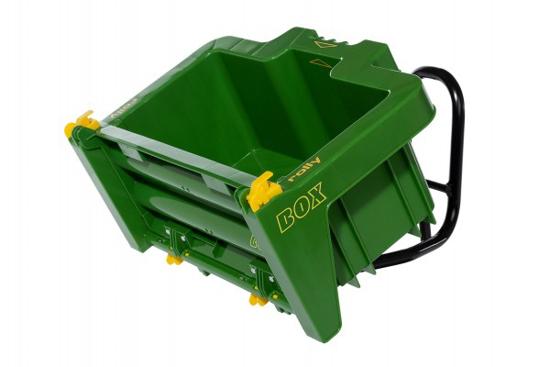 Fotografija izdelka Igrača RollyBox zelena, RollyToys