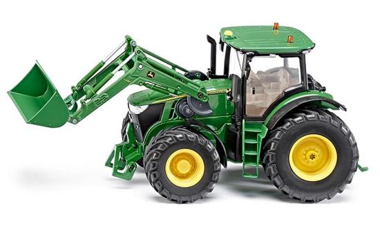 Fotografija izdelka Igrača traktor John Deere  7310 R APP BT