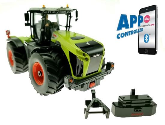 Fotografija izdelka Igrača traktor Claas Xerion 5000 TRAC VC BT