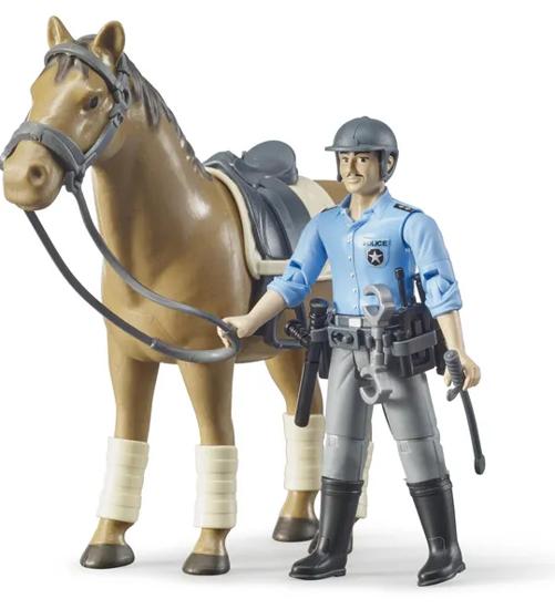 Fotografija izdelka Igrača Policist na konju