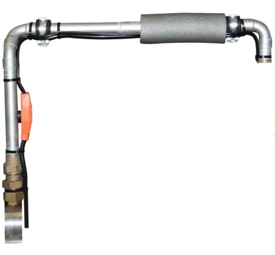 Fotografija izdelka Kabel grelni 24m s termostatom -230V