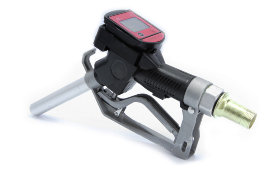 Fotografija izdelka Avtomatska pištola za črpalko za gorivo z LCD ekranom