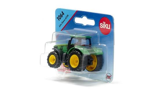 Fotografija izdelka Igrača traktor John Deere 6215R, SIKU