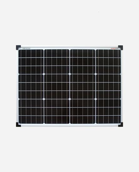 Fotografija izdelka Solarni panel 50 W 530×660×35