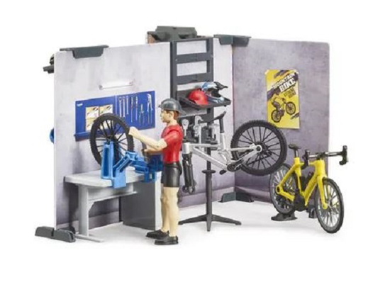 Fotografija izdelka Igrača trgovina s kolesi  in servis