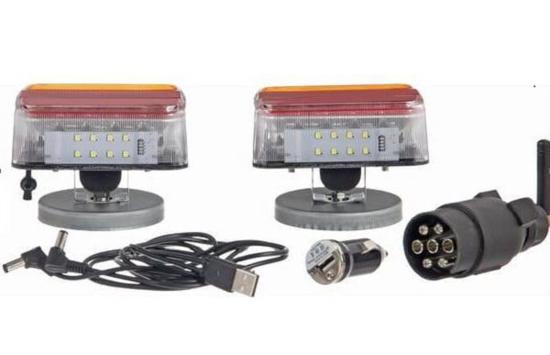 Fotografija izdelka Svetilka stop magnetna brezžična LED