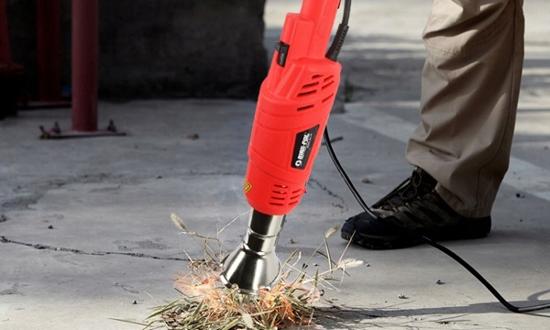 Fotografija izdelka Gorilnik za zatiranje plevela električni