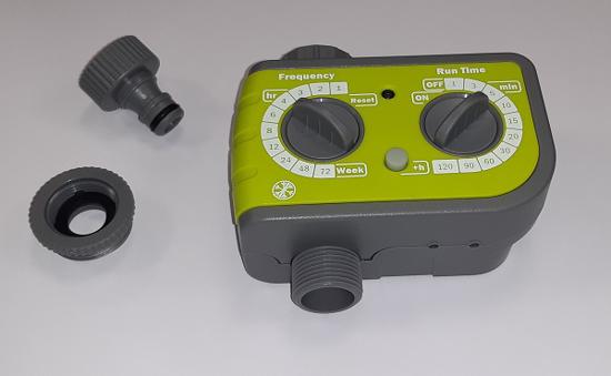 Fotografija izdelka Programska ura za zalivanje -  analogna
