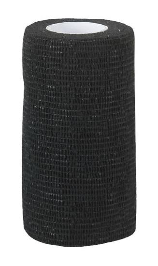 Fotografija izdelka Povoj elastični črni 10 cm x 4,5 m