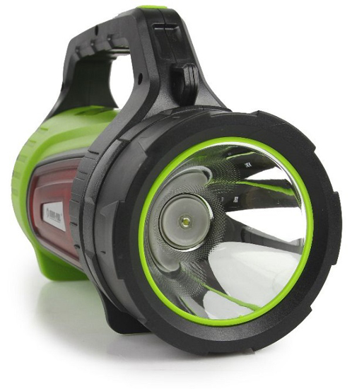 Fotografija izdelka Svetilka LED akumulatorska ročna 10 W 1200 lm