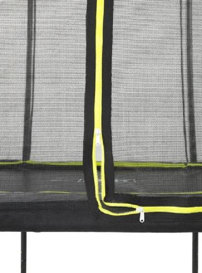Fotografija izdelka Trampolin Silhouette O 366 + mreža Trampolin Sil