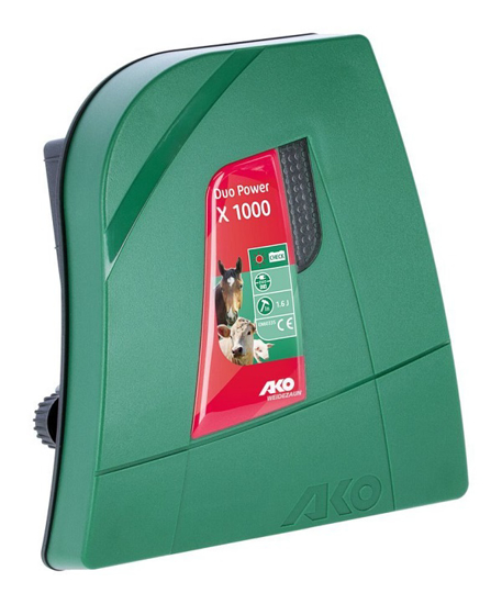 Fotografija izdelka Pastir AKO Duo Power X 1000 12/230 V