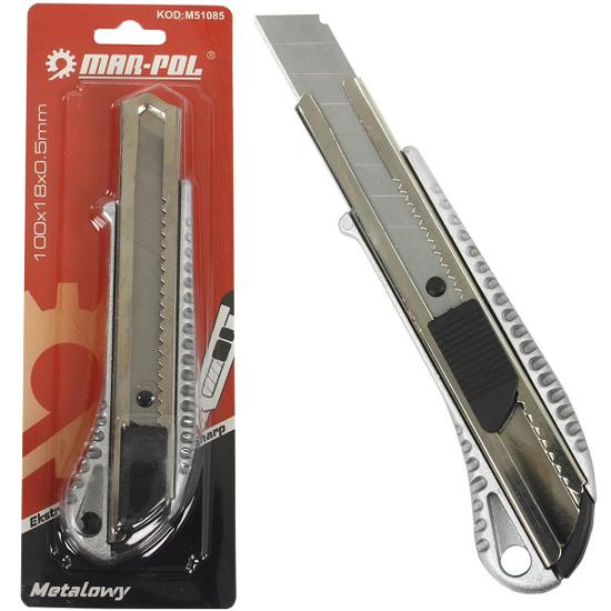 Fotografija izdelka Olfa nož kovinski 100 x 18 x 0,5 mm