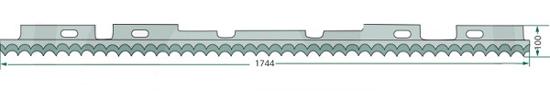 Fotografija izdelka Nož za odjemalec