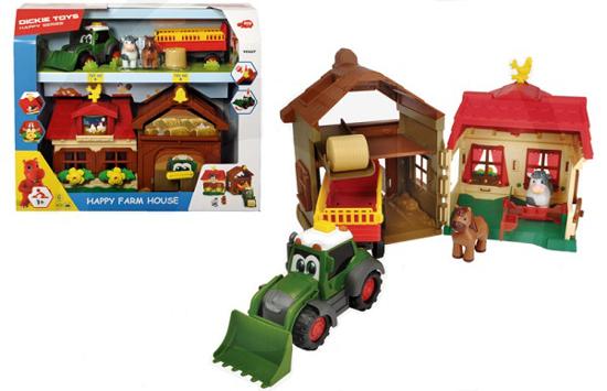 Fotografija izdelka Igrača Kmetija Happy Farm, Dickie Toys