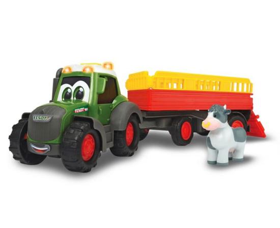 Fotografija izdelka Igrača TRAKTOR s prikolico za  živali, Dickie Toys
